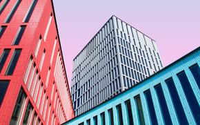 Picture Color, Wallpaper, Building, Architecture