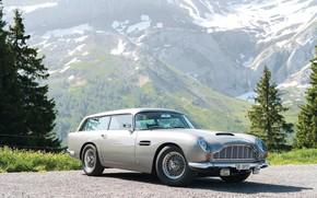 Picture Vantage, Shooting Brake, Aston Martin DB5