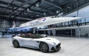 Picture Aston Martin, DBS, Superleggera, Edition, Concorde