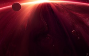 Picture Planet, Space, Nebula, Planet, Fantasy, Planets, Art, Space, Art, Satellite, Planet, Fiction, Nebula, Fiction, Gas, …