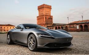 Picture tower, area, Ferrari, Roma, 2020