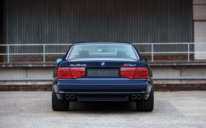 Picture BMW, E31, Alpina, B12, 5.7