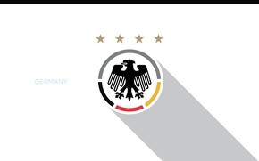 Picture wallpaper, sport, logo, Germany, football