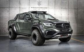 Picture Mercedes-Benz, pickup, 2018, X-Class, Carlex Design