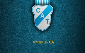 Picture wallpaper, sport, logo, football, Club Atletico Temperley