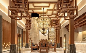 Picture design, style, furniture, interior, design, style, the hotel, hotel, hall, room, interior, hall
