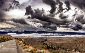 Picture United States, California, Owens Valley, Big Pine Reservation, Glacier Lodge