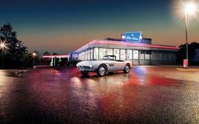 Picture BMW, Elvis Presley, 507