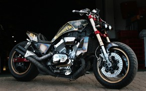 Picture Bike, Custom, Motorcycle