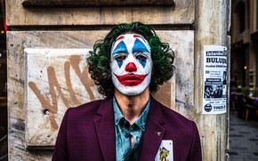 Picture Joker, clown, male, character, jester