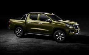 Picture Peugeot, side, pickup, 2020, Country trek, Changan Kaicene F70