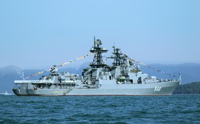 Picture BOD, Admiral Panteleyev, project 1155