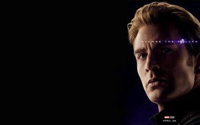 Picture Steve Rogers, Capital America, Avengers: Endgame, Avengers Finale, Terpily Thanos, The First Stun