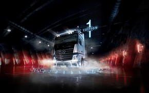 Picture Mercedes Benz, Actros, Edition 1