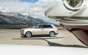 Picture Rolls-Royce, 2018, Cullinan