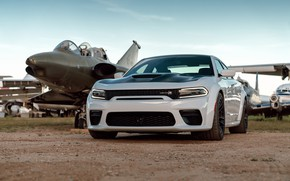 Picture Muscle, Dodge, Charger, Dodge Charger, Tuning, Custom, Super Bee, Scat Pack