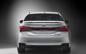 Picture Toyota, 2018, Avalon, Touring, feed