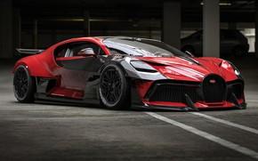 Picture Red, Auto, Machine, Bugatti, Supercar, Rendering, Concept Art, Transport & Vehicles, Rostislav Prokop, by Rostislav …