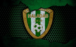 Picture wallpaper, sport, logo, football, Pulled