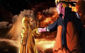 Picture Naruto, Naruto, Minato, Namikaze, Naruto Uzumaki
