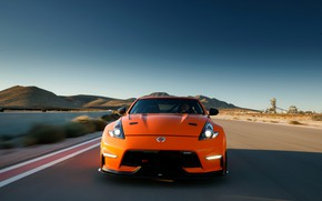 Picture coupe, Nissan, front view, 2018, 370Z, Nismo, Project Clubsport 23