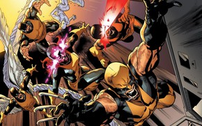 Picture Heroes, Costume, Wolverine, Logan, Comic, Heroes, Claws, Superheroes, Cyclops, Wolverine, X-Men, Logan, Marvel, Marvel Comics, …