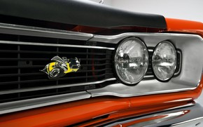 Picture Dodge, Classic, Coronet, Muscle car, Super Bee