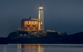 Picture Canada, British Columbia, Colwood, Fisgard Lighthouse