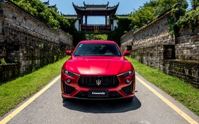 Picture Maserati, crossover, Launch Edition, Trophy, Levante, 2019