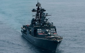Picture Navy, project 1155, large anti-submarine ship, Admiral Vinogradov