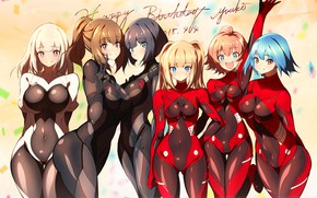 Picture Girls, Anime, Group