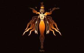 Picture Figure, Halloween, Mask, Fantasy, Mythology, Art, Design, Concept Art, Demon, Creatures, Mythology, Candice Sciortino, by …