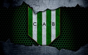Picture wallpaper, sport, logo, football, Banfield
