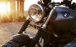 Picture Motorcycle, bike, BMW R, nine T