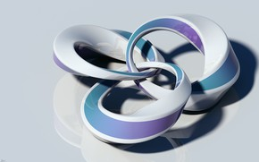 Picture background, ring, 3D graphics