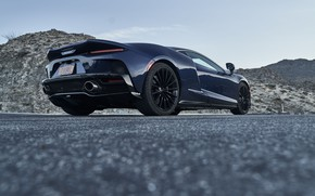 Picture McLaren, supercar, North America, 2020, McLaren GT