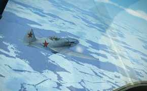 Picture OKB MiG, The MiG-3 series 24, High-altitude fighter