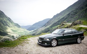 Picture green, 1995, BMW M3 GT