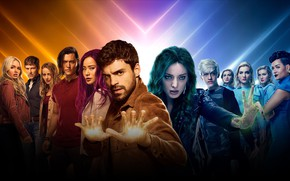 Picture look, movies, the series, actors, ability, The Gifted, Gifted