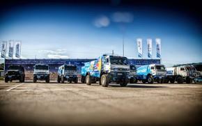 Picture Auto, Sport, Machine, Truck, Master, Russia, New, 2009, 2018, Kamaz, Rally, Dakar, KAMAZ-master, Dakar, Rally, …