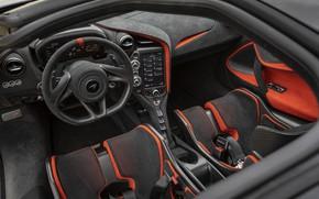 Picture McLaren, interior, 2020, 765LT