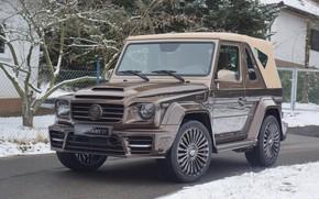 Picture Mercedes-Benz, G500, Cabriolet, 700 HP, Mercedes-Benz G500 Cabriolet Mansory Speranza, Мансор, Mansory Speranza