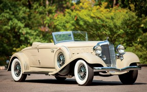 Picture Roadster, Convertible, Chrysler Custom Imperial