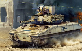 Picture Sheridan, General Sheridan, modification of the 1972, missile tank, 152 mm Gun Launcher AR/AAV M551, …