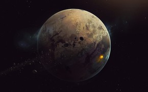Picture Stars, Planet, Space, Art, Stars, Space, Art, Planet, Asteroids, Asteroids, Space, Jose Mikhail, by Jose …