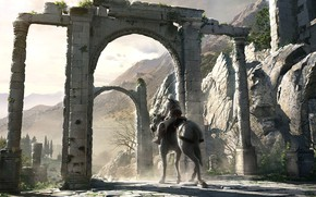 Picture Ruins, Ubisoft, Assassin's Creed, Assassin's creed, Action-adventure with elements of stealth