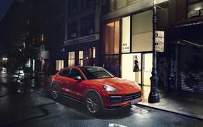 Picture Porsche, Coupe, Cayenne, Coupe, 2019