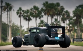 Picture Ford, Vehicle, Model A, Modified