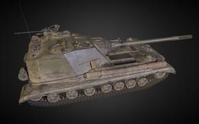 Picture Russia, Pilot ACS, Object 268 Option 4