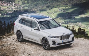 Picture BMW, xDrive, 2019, X7
